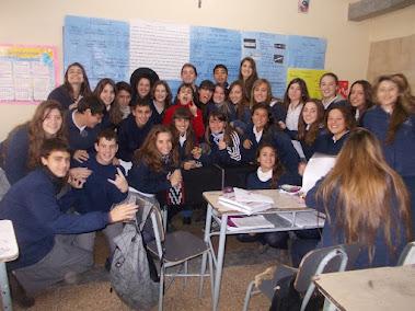Cuarto B de Humanidades 2012