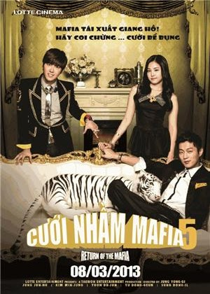 Cưới Nhầm Mafia 5 - Marrying The Mafia 5