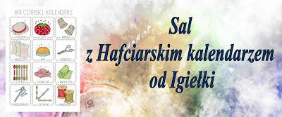 SAL z Hafciarskim kalendarzem od Igiełki