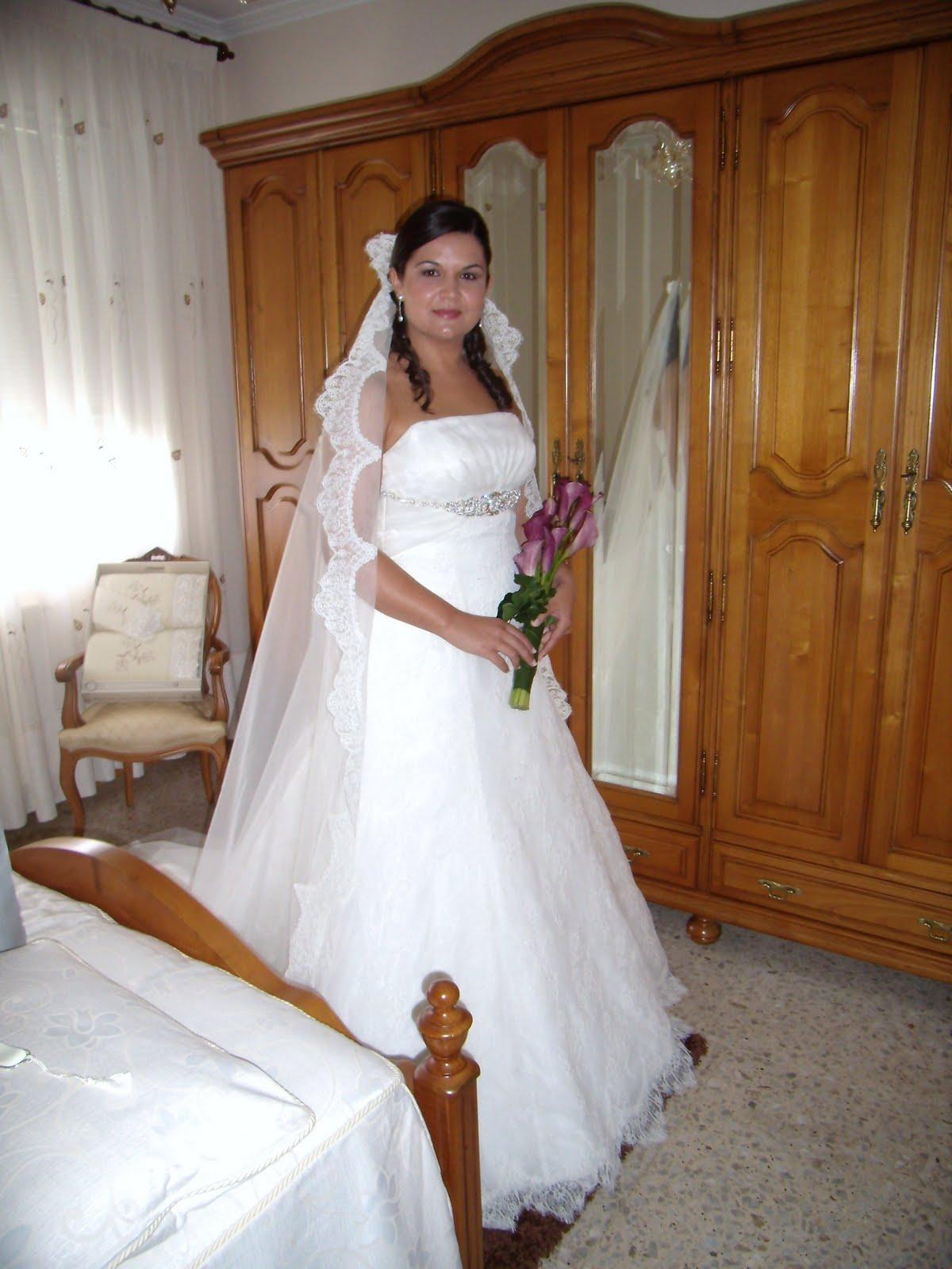 Vestidos de novia de piel