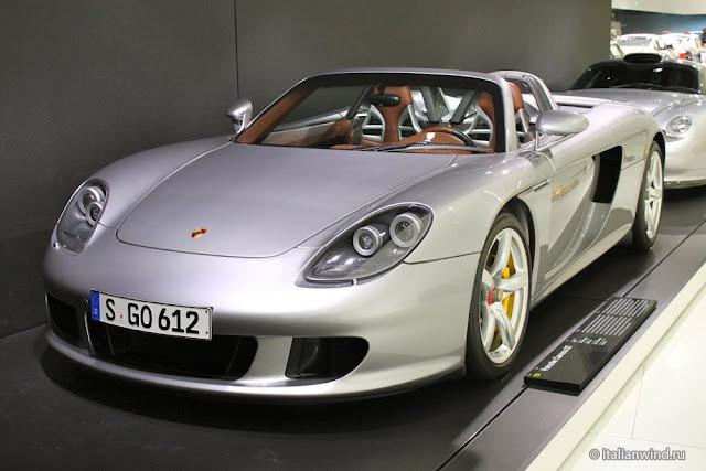 Porsche Carrera GT, 2003 г.
