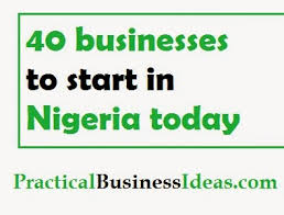 Into This Hot Business In Competition Hot Business In Nigeria Can Make You Rich If You Find Any Business Ideas You Can Start According