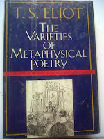 THE VARIETIES OF METAPHYSICAL POETRY