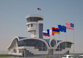 stepanakert airport open un nkr