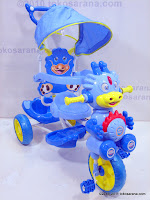Sepeda Roda Tiga WIMCYCLE Baby Dragon