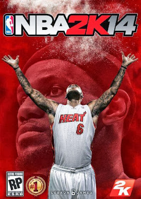 NBA 2K14 PC Cover