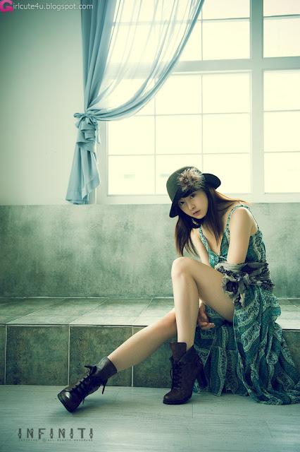 4 Wonderful Set From Lee Ga Na-Very cute asian girl - girlcute4u.blogspot.com