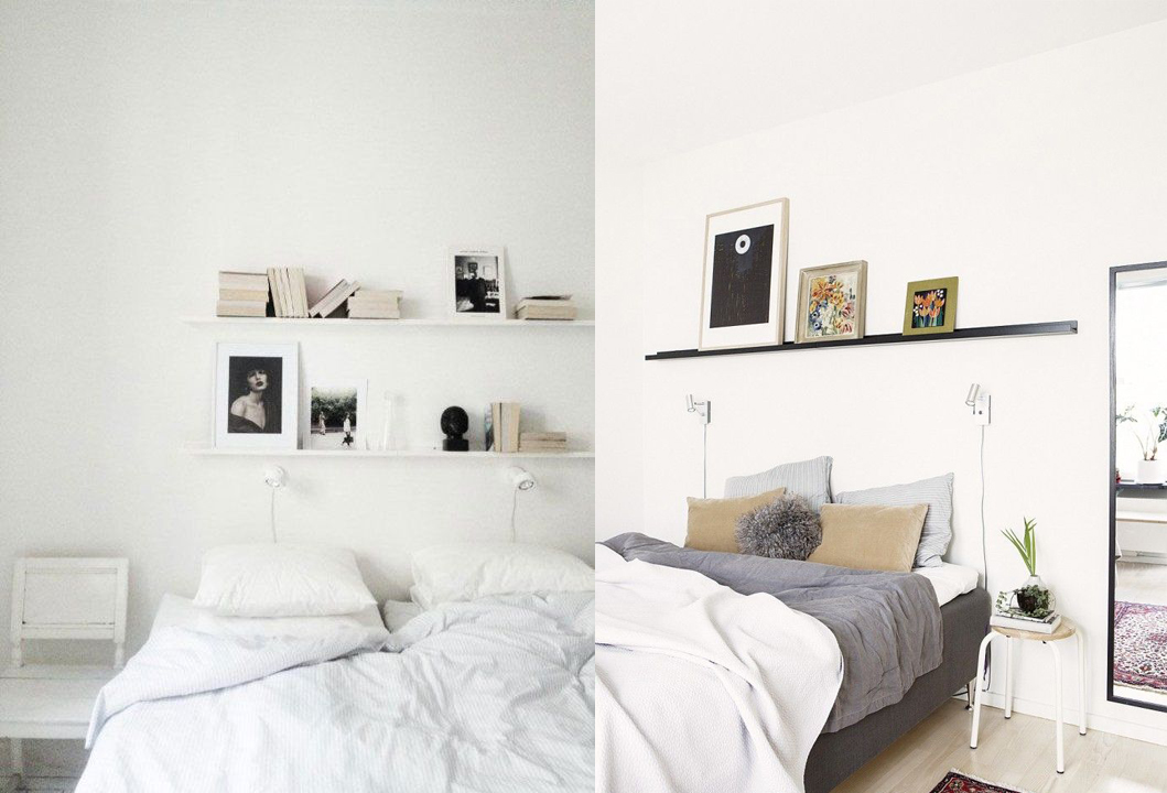 El pegotiblog: Deco-inspiración: cabeceros para el dormitorio