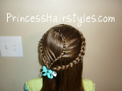 cage braid hairstyle