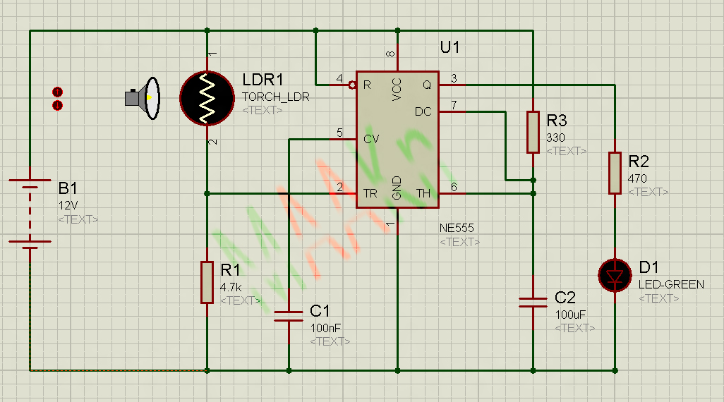 EEE Project: Automatic Dark Detector ~ MAAKn
