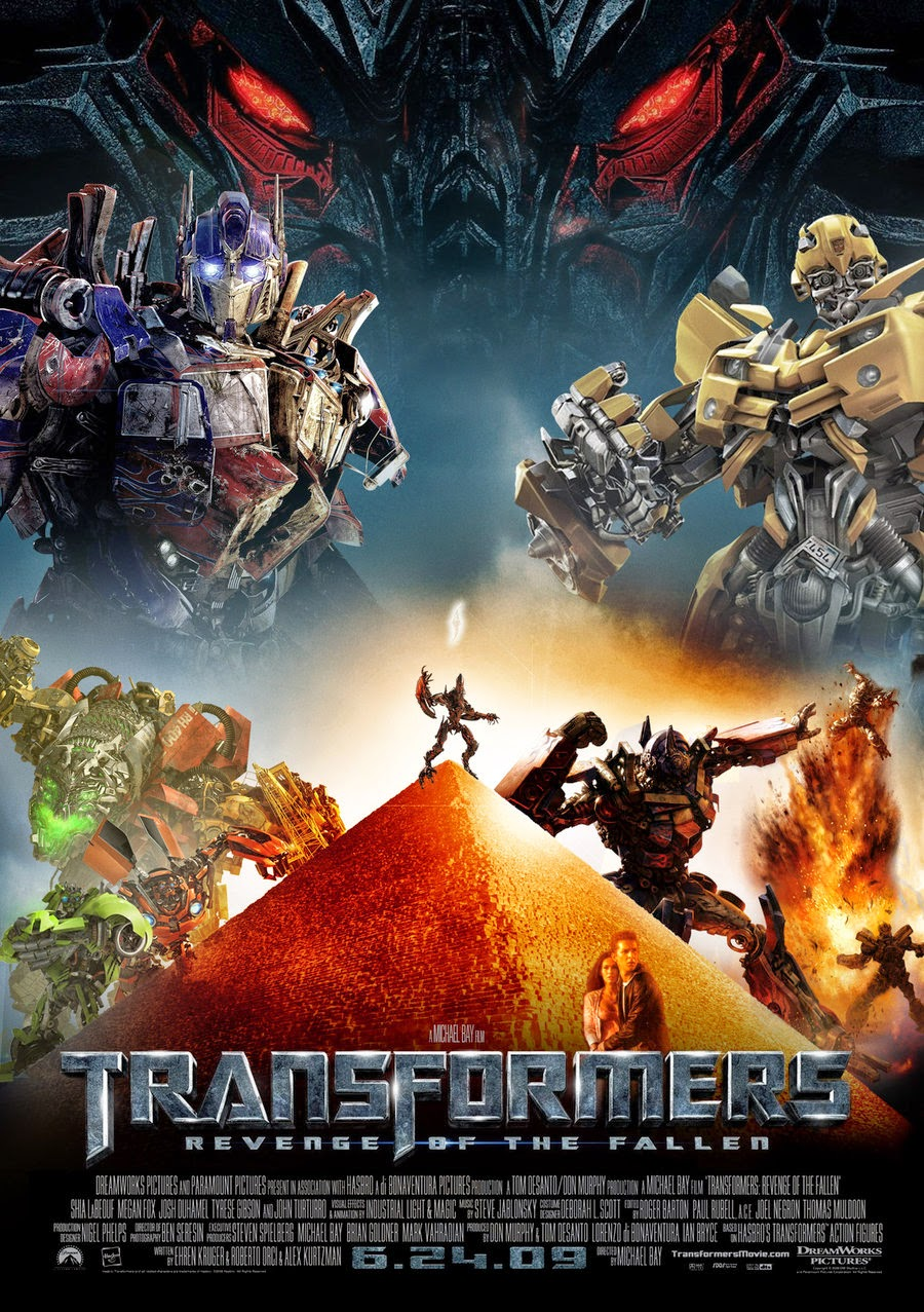 Transformers do giant robots spell giant box office success ent3rtain me - Transformers 2 box office ...
