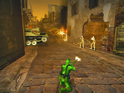 PC Game Army Men RTS Download Free