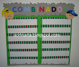 Cartaz de combinados - 10 combinados
