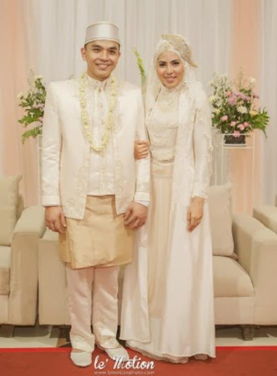 gaun pengantin muslim sederhana modis gaun pengantin muslim putih ...