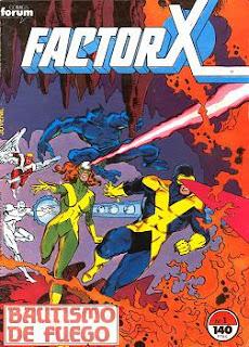 Comics Factor-X