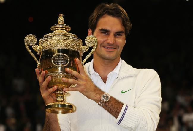 Roger Federer ~ All About Celebrities