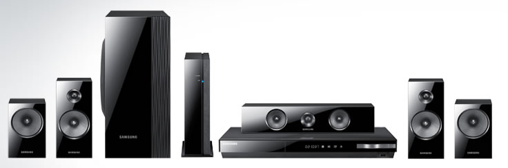 5.1 Channel Smart Home Theater System