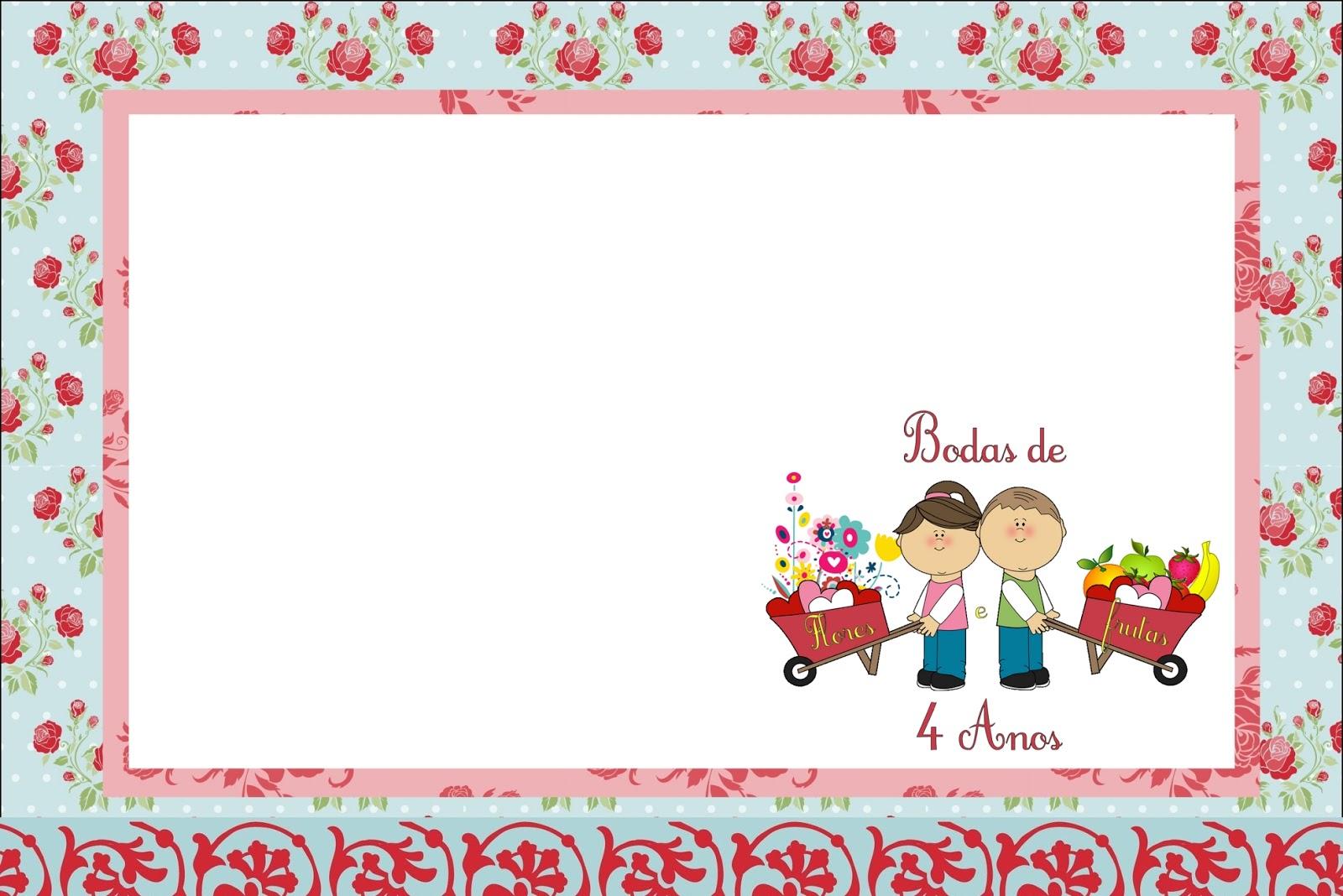R  Tulo Tic Tac Mini Kit Bodas E Flores E Frutas   4 Anos