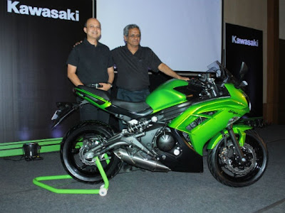 Kawasaki 2012 Ninja 650 launched in India Bajaj Auto, the second largest two wheeler manufacturer in India after Hero MotoCorp, launched the much awaited Kawasaki Ninja 650R 2012 edition superbike in India at a price of Rs 4.99 lacs (Ex-showroom, New Delhi),