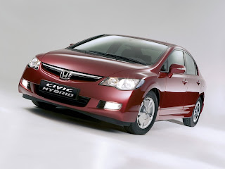 Honda Civic Hybrid Wallpapers