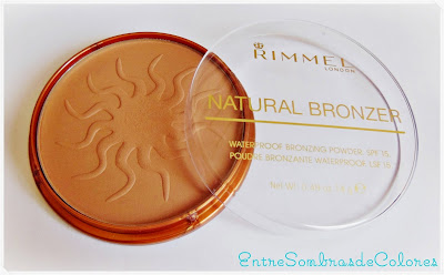 Natural Bronzer de Rimmel London