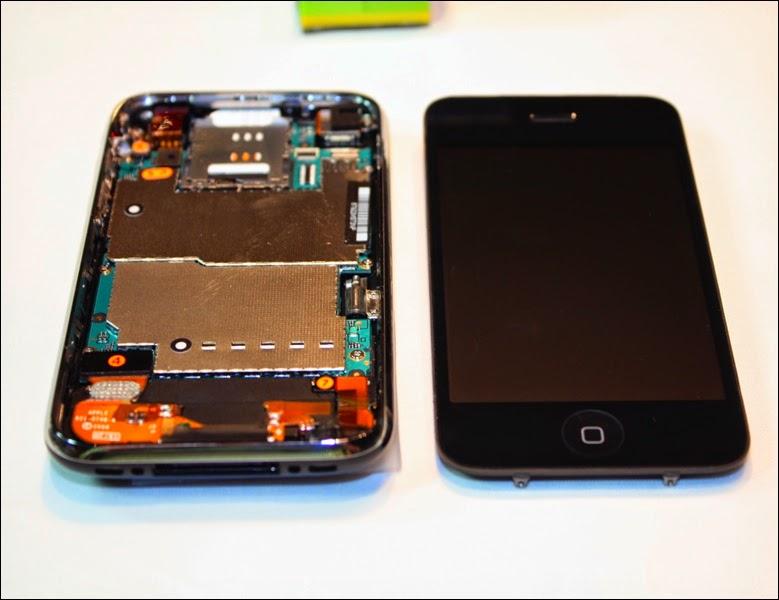 Sua iPhone khong rung mat rung