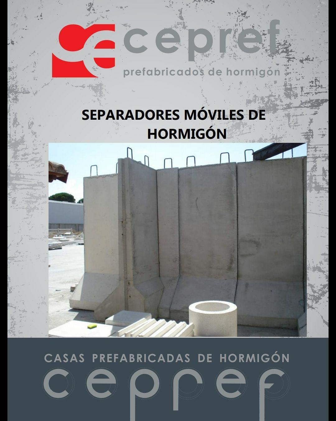 Catálogo Separadores Hormigón
