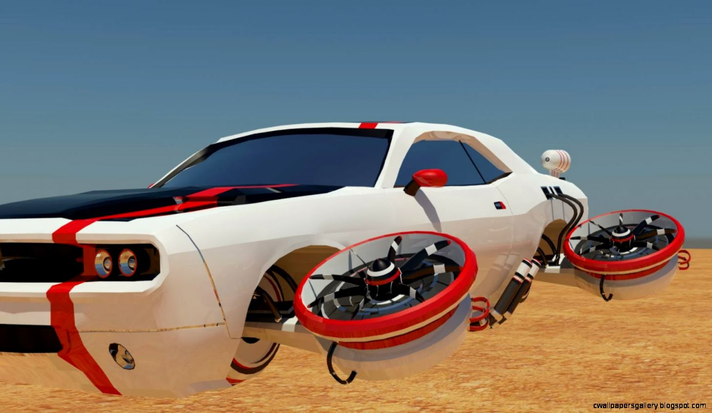 Future Flying Cars