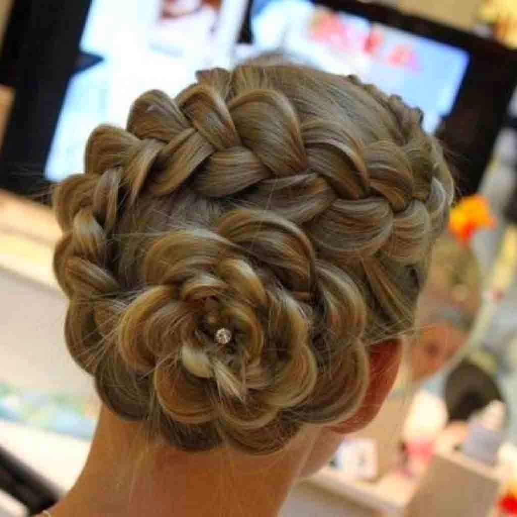 Admirable Amazing Braided Hairstyles For Girls Like Princess Impressive Hairstyle Inspiration Daily Dogsangcom