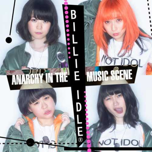 [MUSIC] BILLIE IDLE – Anarchy In The Music Scene (2015.03.04/MP3/RAR)