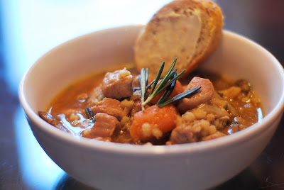 Jamie Oliver's Dark Sticky Stew