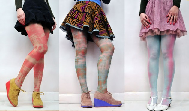 Fabulosa tendendencia en dieños | Medias a la moda