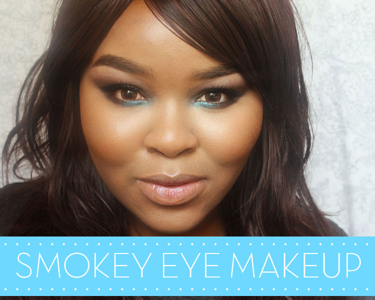 smokey eye makeup, woc makeup, makeup blog, makeup tutorial,