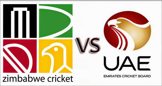 Zimbabwe vs UAE ICC Cricket Live Streaming Online