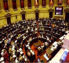 El Congreso Nacional Argentino