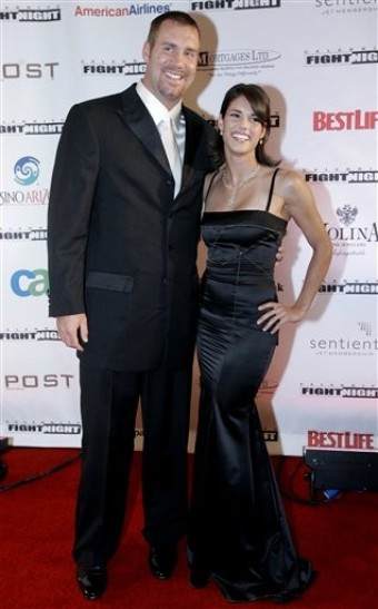 er missy peregrym dating who