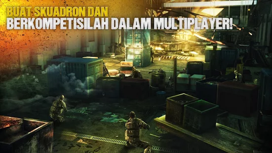 Modern Combat 5 Blackout apk data