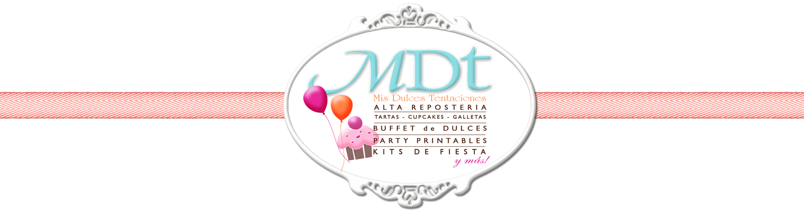 mis dulces tentaciones - tartas, galletas, cupcakes & buffet de dulces, party decorations