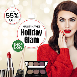 Up to 55% Off Must-Haves Holiday Glam