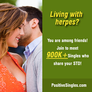 Lesbian dating with herpes