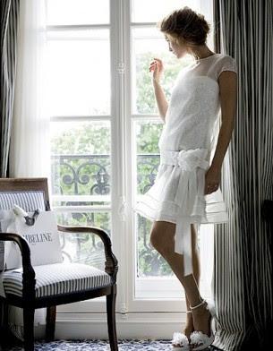 robe de mariée charleston blanche