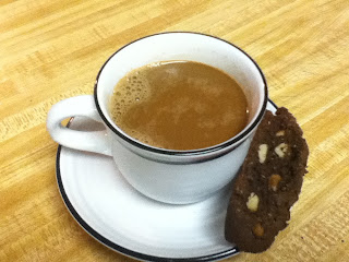 Biscotti and Chai