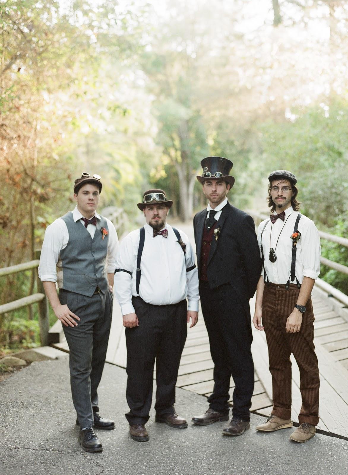 Victorian Steampunk Wedding | Miss Tak\'s Portfolio