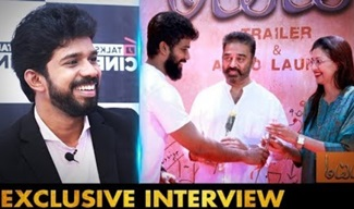 Actor Kumaran Thangarajan Interview | Eeramana Rojave Serial