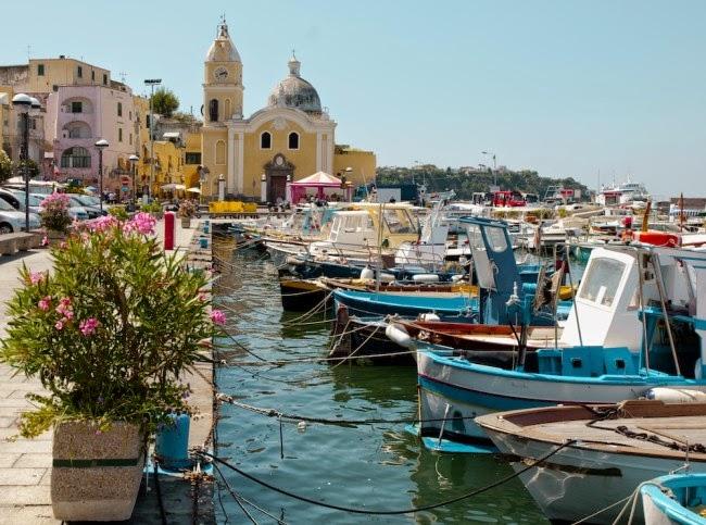 итальянские острова