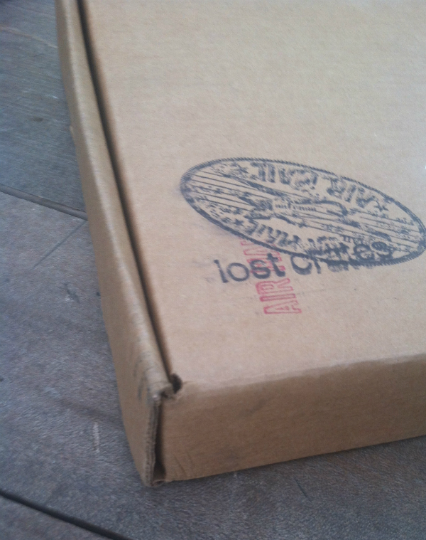 Lost Crates and Eco Salon Monthly Subscription Box Review - September 2012 Plus Coupon Code!