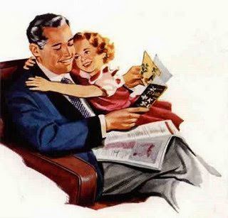 HAPPY FATHER'S DAY!| vintage fathers day | daddy | dad | fathers day | june 15th fathers day 2014