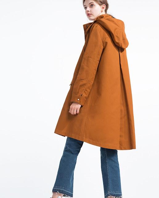 zara mustard parka, mustard parka coat,