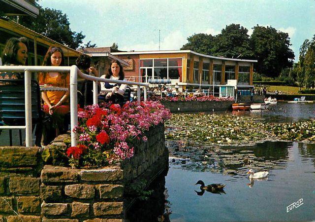 Le Parc Barbieux dit le Beau Jardin: Les massifs floraux