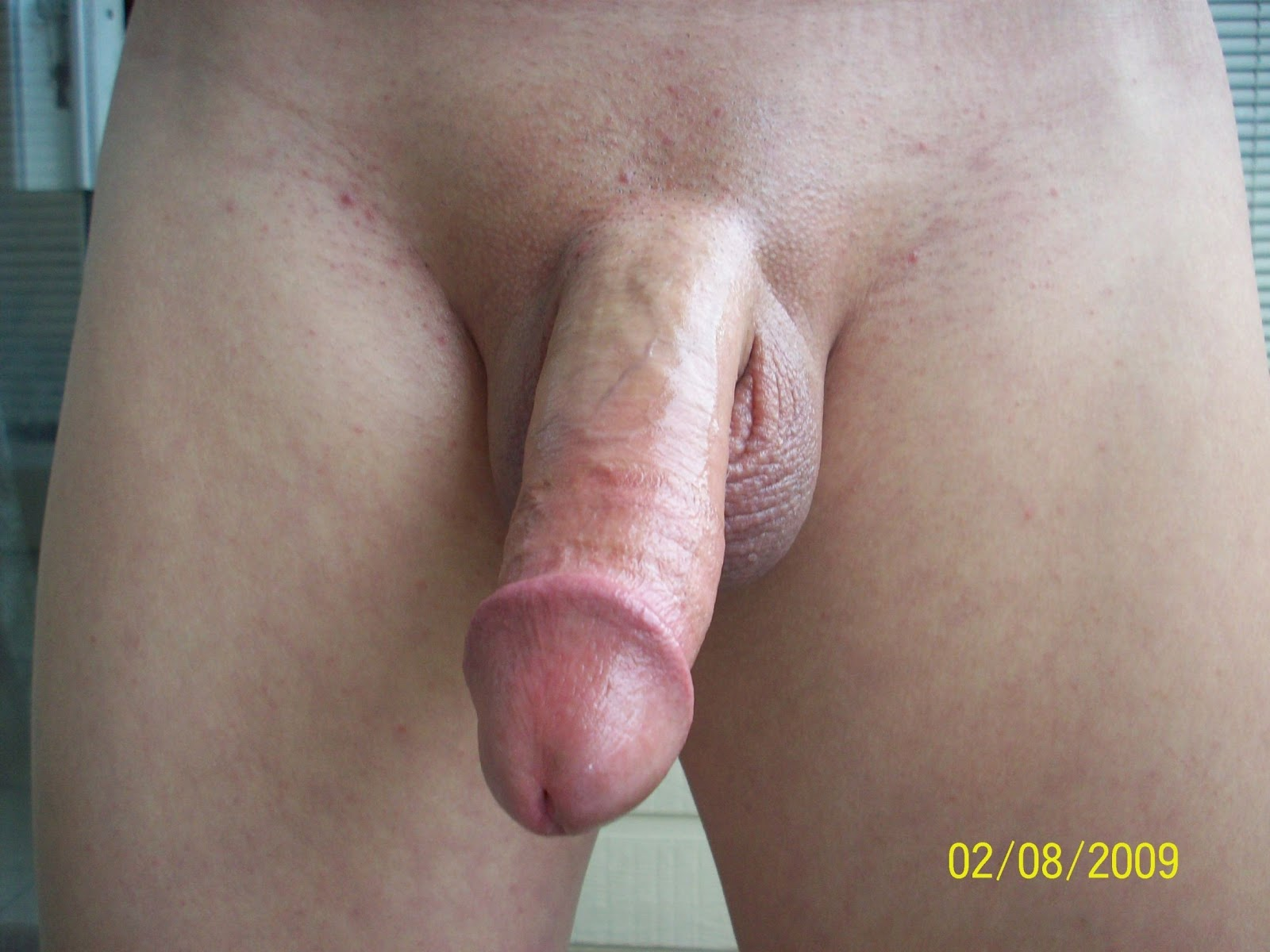 from Dax bald young male dick